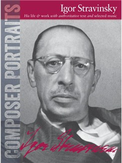 Composer Portraits: Igor Stravinsky Books | Piano
