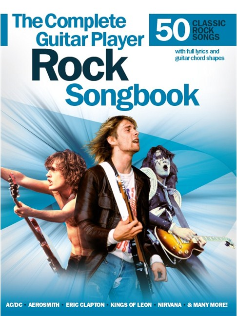 The Complete Guitar Player: Rock Songbook - Guitar Sheet Music ...