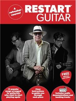 Restart Guitar (Book/Audio Download) Books |