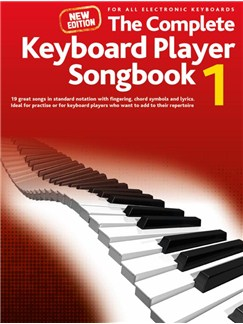 Complete Keyboard Player: New Songbook #1 Books | Keyboard
