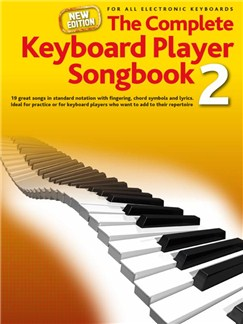 Complete Keyboard Player: New Songbook #2 Books | Keyboard