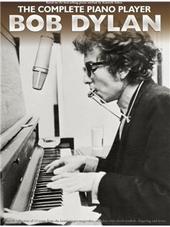 The Complete Piano Player: Bob Dylan Books | Piano