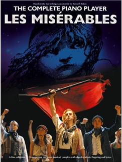 Complete Piano Player: Les Misérables Books | Piano