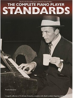 Complete Piano Player: Standards Books | Piano