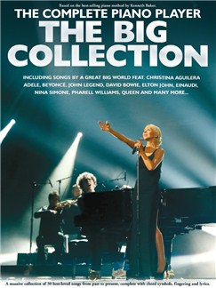 The Complete Piano Player: The Big Collection Books | Piano