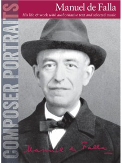 Composer Portraits: Manuel De Falla Books | Piano