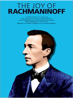 The Joy Of Rachmaninoff Books | Piano