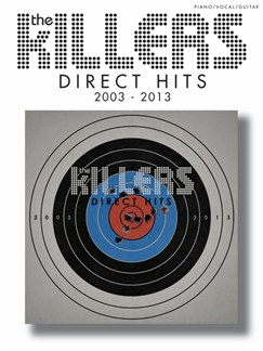 The Killers: Direct Hits (PVG) Books | Piano, Vocal & Guitar