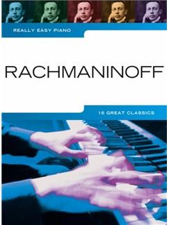 Really Easy Piano: Rachmaninoff Books | Piano