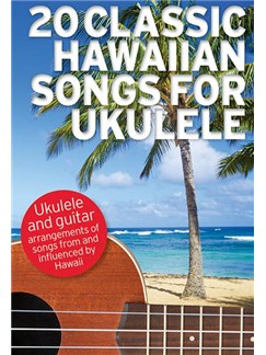 20 Classic Hawaiian Songs For Ukulele Books | Ukulele, Guitar
