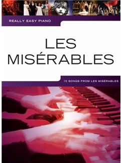 Really Easy Piano: Les Misérables Books | Piano