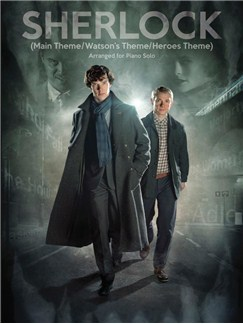 Sherlock (Themes) Livre | Piano