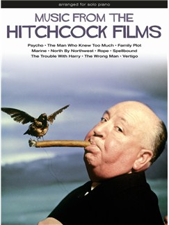 Music From The Hitchcock Films Books | Piano