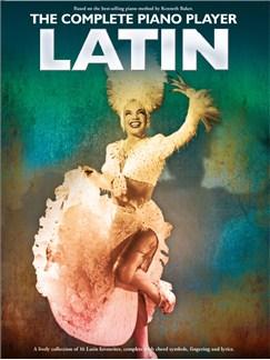 The Complete Piano Player: Latin Books | Piano