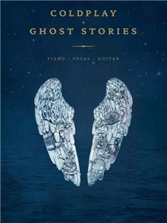 Coldplay: Ghost Stories (PVG) Livre | Piano, Chant et Guitare