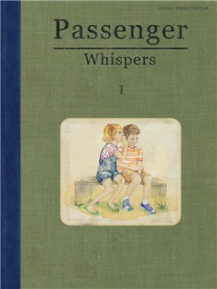 Passenger: Whispers Books | Piano, Vocal & Guitar