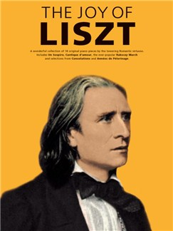 The Joy Of Liszt Livre | Piano