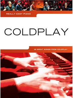 Really Easy Piano: Coldplay Books | Easy Piano