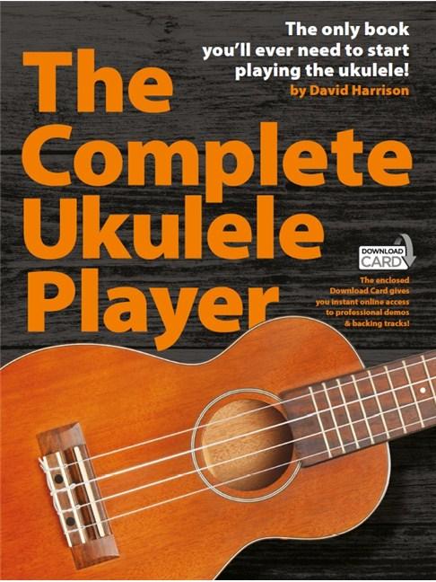 The Complete Ukulele Player Bookaudio Download Ukulele Books