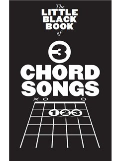 The Little Black Songbook: 3 Chord Songs Books | Lyrics & Chords