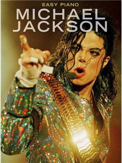 Easy Piano: Michael Jackson Books | Piano