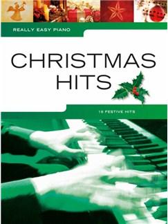 Really Easy Piano: Christmas Hits Books | Easy Piano