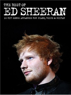 The Best Of Ed Sheeran (PVG) Books | Piano, Vocal & Guitar