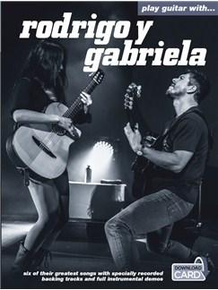 Play Guitar With… Rodrigo Y Gabriela (Book/Audio Download) Books and Digital Audio | Guitar, Guitar Tab