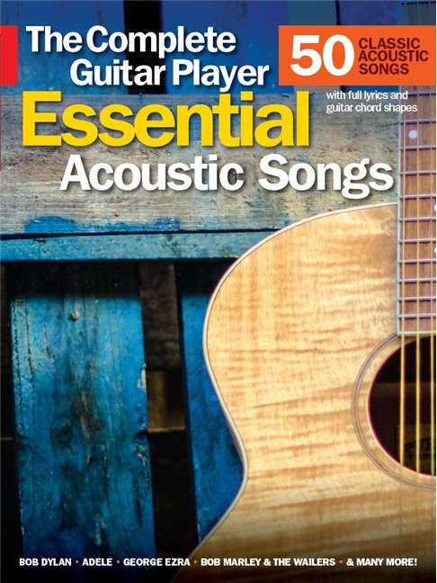 The Complete Guitar Player: Essential Acoustic Songs - Guitar Sheet ...