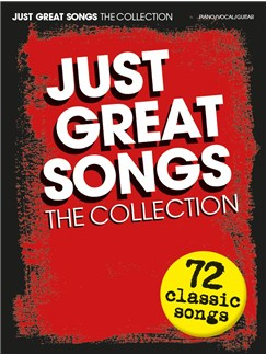 Just Great Songs: The Collection Books | Piano, Vocal & Guitar