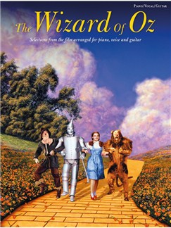 The Wizard Of Oz (PVG) Books | Piano, Vocal & Guitar