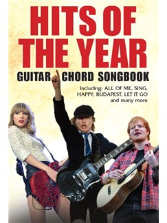 Hits Of The Year Guitar Chord Songbook Books | Guitar