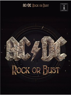 AC/DC: Rock Or Bust (TAB) Livre | Tablature Guitare