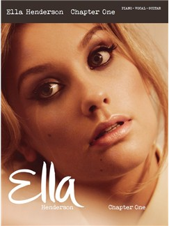 Ella Henderson: Chapter One (PVG) Books   Piano, Vocal & Guitar