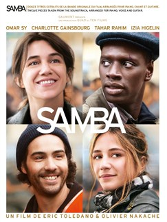 Samba: The Original Soundtrack (PVG) Libro | Piano, Voz y Guitarra
