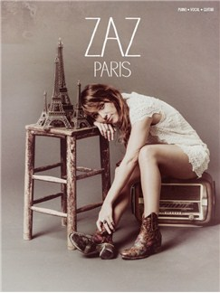 Zaz: Paris (PVG) Livre | Piano, Chant et Guitare