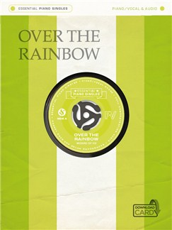 Essential Piano Singles: Over The Rainbow From 'Wizard Of Oz' (Single Sheet/Audio Download) Books and Digital Audio | Piano, Vocal & Guitar