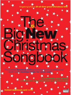 The Big New Christmas Songbook (Book/Audio Download) Books and Digital Audio | Melody Line, Lyrics & Chords
