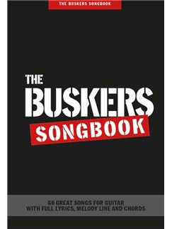 The Buskers Songbook Books | Melody Line, Lyrics & Chords, Voice, Guitar