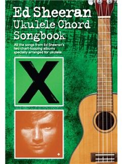 Ed Sheeran Ukulele Chord Songbook Books | Ukulele