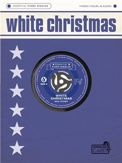 Essential Piano Singles: Bing Crosby - White Christmas (Single Sheet/Audio Download) Books and Digital Audio | Piano, Vocal & Guitar