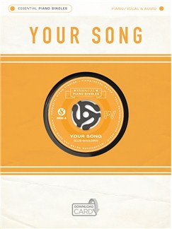 Essential Piano Singles: Ellie Goulding - Your Song (Single Sheet/Audio Download) Books and Digital Audio | Piano, Vocal & Guitar