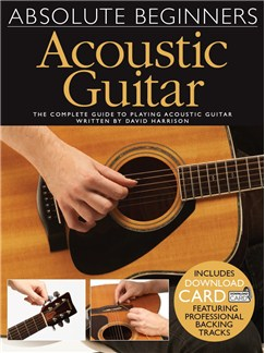 Absolute Beginners: Acoustic Guitar (Book/Audio Download) Books and Digital Audio | Acoustic Guitar