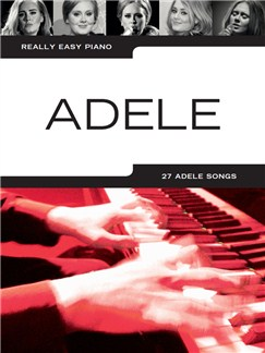 Really Easy Piano: Adele (Updated Edition) Books | Piano