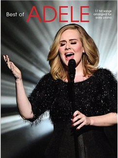 The Best Of Adele (Easy Piano) Books | Piano