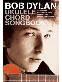 Bob Dylan Ukulele Chord Songbook Livre | Ukelele