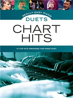 Really Easy Piano Duets: Chart Hits Books | Piano Duet