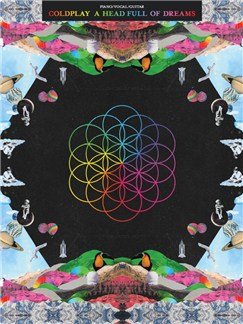 Coldplay: A Head Full Of Dreams Books | Piano, Vocal & Guitar