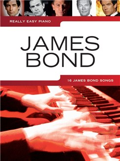 Really Easy Piano: James Bond Books | Piano