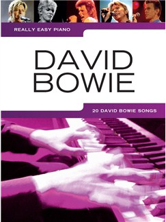 Really Easy Piano: David Bowie Books | Piano